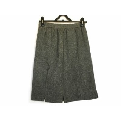 ソレル SOREL スカート サイズ9 M レディース 美品 ダークグレー【還元祭対象】【中古】