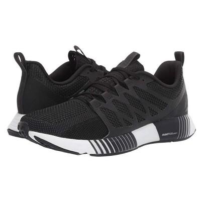 リーボック Fusion Flexweave Cage メンズ スニーカー 靴 シューズ Black/Coal/White