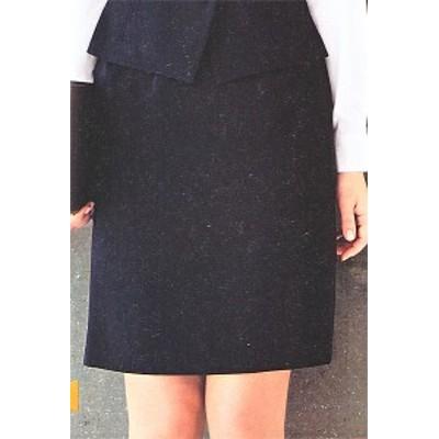 SS4005-1 スカート(9号:52cm丈) 全1色 (フォーク FOLK ヌーヴォ NUOVO 事務服 制服)