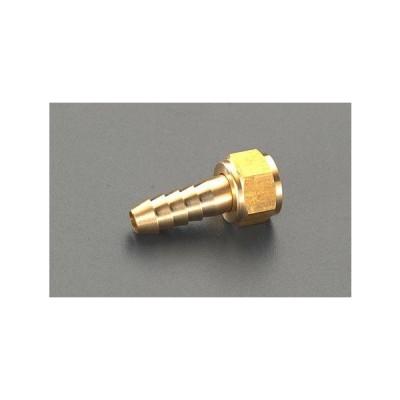"""エスコ ESCO G 1/8""""x 7.0mm 雌ネジステム EA141AT-51"""