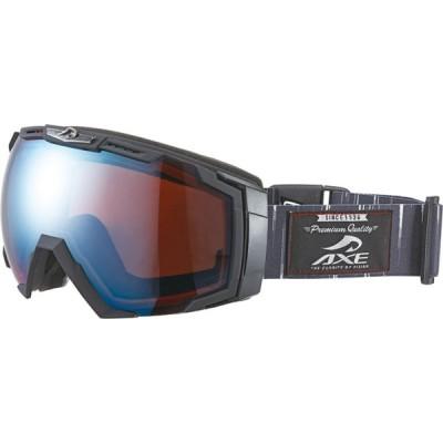 AXE(アックス) メンズ スキー・スノーボード ゴーグル AX770-WCM ブラックブルー(BKB)