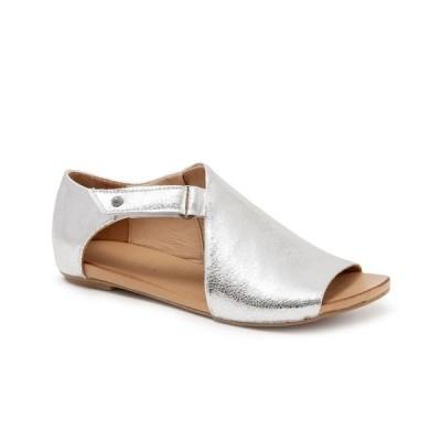 ブエノ サンダル シューズ レディース Women's Kale Sandals Silver