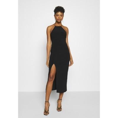ベックアンドブリッジ ワンピース レディース トップス CANDY MIDI DRESS - Shift dress - black