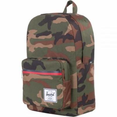 ハーシェル サプライ Herschel Supply レディース バックパック・リュック バッグ Pop Quiz 22L Backpack Woodland Camo/Multi Zip