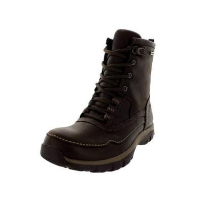 クラークス Clarks メンズ Quantockhigtx Brown Boot