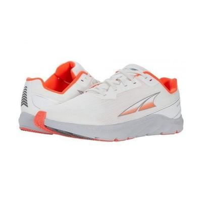 Altra Footwear オルタフットウエア レディース 女性用 シューズ 靴 スニーカー 運動靴 Rivera - White/Coral