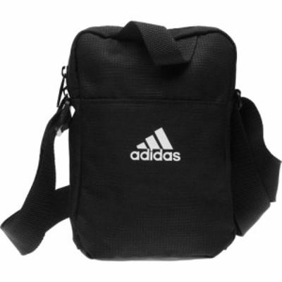 アディダス adidas ユニセックス バッグ 3 Stripe Gadget Bag Black/White