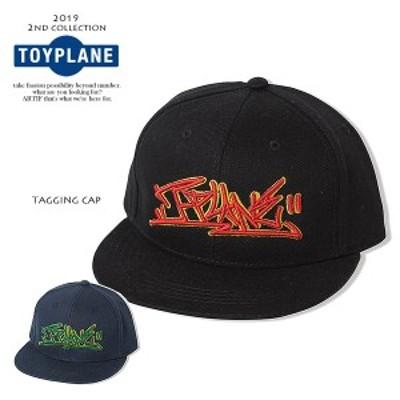 50%OFF SALE セール TOYPLANE トイプレーン TAGGING CAP toyplane メンズ キャップ ストリート atfacc