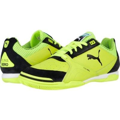 プーマ PUMA レディース スニーカー シューズ・靴 Ibero Yellow Alert/Puma Black/Yellow Alert