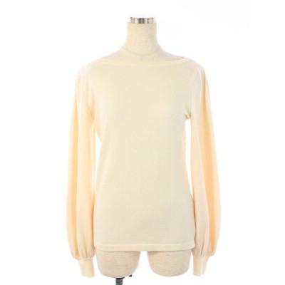 フォクシーブティック Tシャツ カットソー 40181 Sweater Cream Puff 38