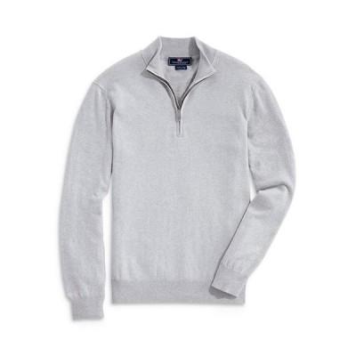 ヴァインヤードヴァインズ メンズ ニット・セーター アウター Thaxter Quarter Zip Pullover Sweater