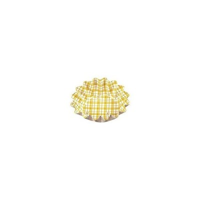 ココ・ケース(500枚入)丸型 ひまわり 大 黄