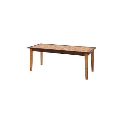 ダイニングテーブル テーブル 大きめ 幅180 奥行90 高さ72 180×90 アカシア 木製 ヘリンボーン ダイニング おしゃれ シンプル モダン 北欧