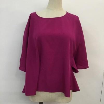 Discoat ディスコート 半袖 シャツ、ブラウス Shirt, Blouse フレアスリーブ カットソー 10049141