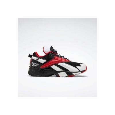 リーボック Reebokインターバル 96 スウェイ / INTV 96 Sway Shoes (ブラック)