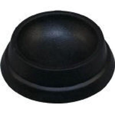 (株)光(光) [KGH53] キャストップ 30MM双輪キャスター用 黒 4P