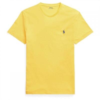 ラルフ ローレン Polo Ralph Lauren メンズ Tシャツ トップス Custom T Shirt Racing Yellow