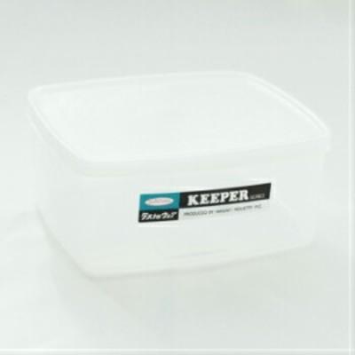角キーパー B-311 M  プラスチック保存容器 シール容器 密封容器 飲食店 キッチン 台所 カフェ 業務用 ラストロ