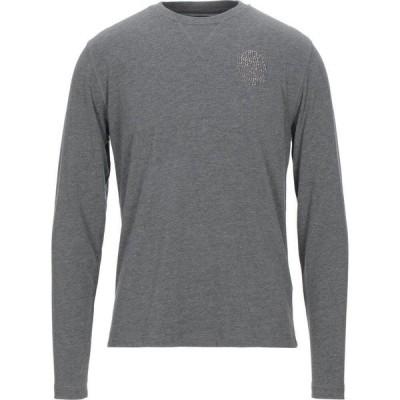 ハイドロゲン HYDROGEN メンズ Tシャツ トップス T-Shirt Grey
