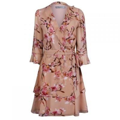 マレーラ Marella レディース パーティードレス ワンピース・ドレス Ikebana Dress POWDER
