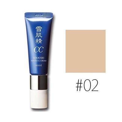 コーセー 雪肌精 ホワイト CCクリーム#02 #OCHRE SPF50+/PA++++ 30g