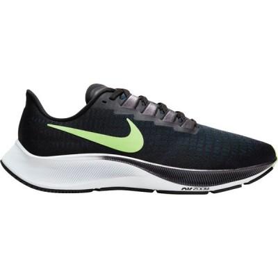 ナイキ シューズ メンズ ランニング Nike Men's Air Zoom Pegasus 37 Running Shoes Black/Blue/Green