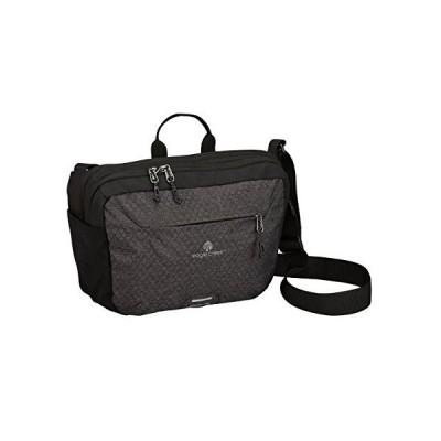 Eagle Creek Wayfinder Crossbody Travel Bag, Black/Charcoal【並行輸入品】