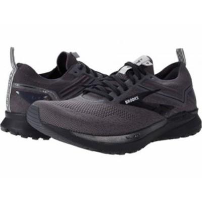 Brooks ブルックス メンズ 男性用 シューズ 靴 スニーカー 運動靴 Ricochet 3 Ebony/Blackened Pearl/Black【送料無料】