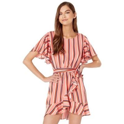 ジャック バイ ビービーダコタ レディース ワンピース トップス Stripe Three Dress