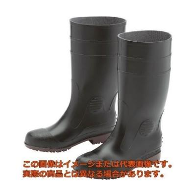 ミドリ安全 超耐滑先芯入り長靴 ハイグリップ NHG1000スーパー ブラック 23.5CM NHG1000SPBK23.5