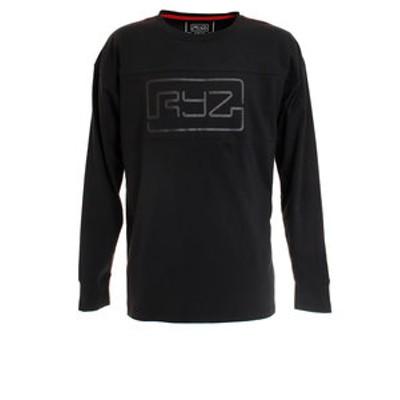 Tシャツ メンズ 長袖 OG 751R9CD6614 BLK 【 バスケットボール ウェア 】