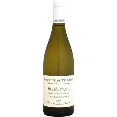 白ワイン wine オベール・エ・パメラ・ド・ヴィレーヌ リュリー・ブラン 1er マルゴット [2017]750ml