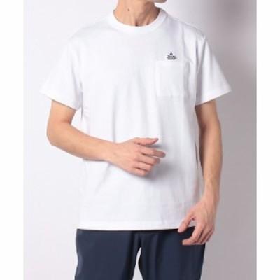 【セール】 タラスブルバ トレッキング アウトドア 半袖Tシャツ 胸ポケットTシャツ TB-S20-014-013 WHT メンズ ホワイト