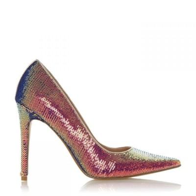デューン Dune London レディース パンプス ピンヒール シューズ・靴 Amaretto Pointed Toe Stiletto Heel Court Shoes Multi