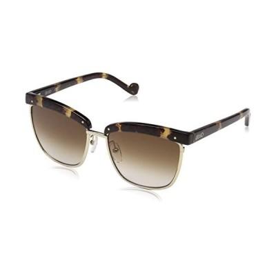 Liu Jo Women's LJ662S 215 54 Sunglasses, Tortoise 並行輸入品