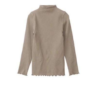 ヘインズ(Hanes)ハイネックシャツ 長袖 HW4-S502 890 オンライン価格