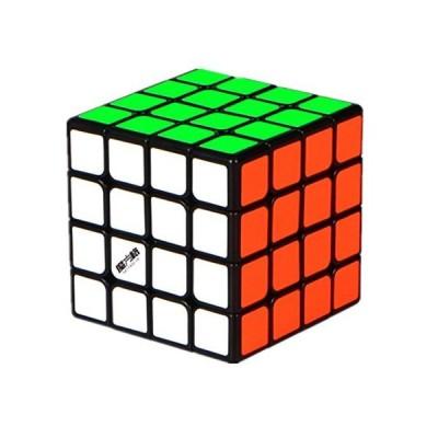 Cuberspeed QiYi Thunderclap Mini 4x4 60mm Black speed cube