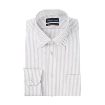 ボタンダウンスタンダードワイシャツ《コットン100%》