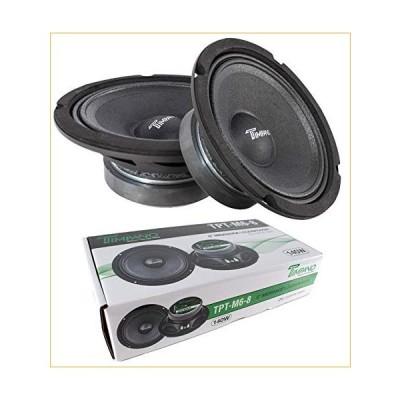 2X 6 Mid Range Loud Speakers Pro Audio 280W 8 Ohm Timpano TPT-M6-8 並行輸入品