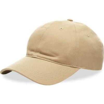 ラコステ Lacoste メンズ キャップ 帽子 Classic Cap Beige