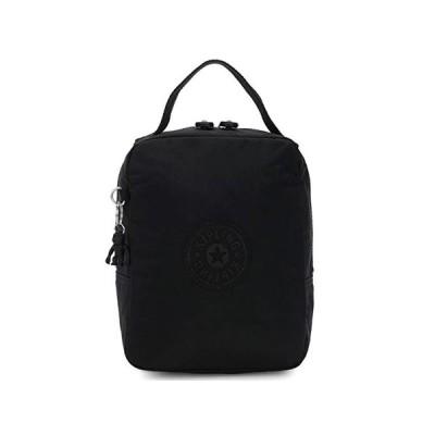 キプリング Lyla Insulated Lunch Bag レディース ランチバッグ Black Noir