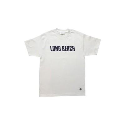 WTM_LONG BEACH_T-Shirt ホワイト Lサイズ Apparel