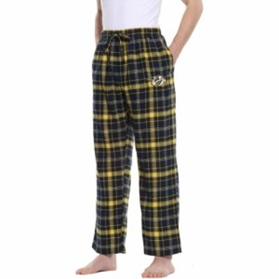 コンセプト スポーツ Concepts Sport メンズ ボトムス・パンツ Nashville Predators Ultimate Flannel Pants