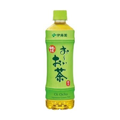 伊藤園 おーいお茶 緑茶 525ml 24本