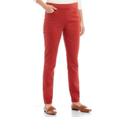 ウェストボンド レディース カジュアルパンツ ボトムス the HIGH RISE fit Skinny Pull-On Pants Bossa Nova