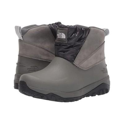 ザ・ノースフェイス Yukiona Ankle Boot レディース ブーツ Graphite Grey/TNF Black