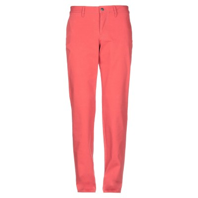 THINPLE パンツ 赤茶色 30 コットン 92% / ポリウレタン® 8% パンツ