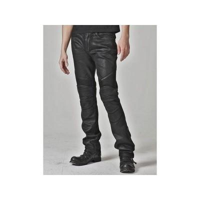 【無料雑誌付き】uglyBROS パンツ MOTOPANTS TRITON(Men's) ブラック サイズ:36インチ アグリブロス