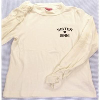 ジェニィ Jenni 長袖Tシャツ 130cm トップス 女の子 キッズ 子供服 中古
