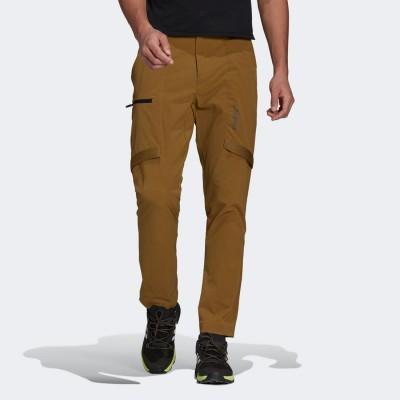アディダス adidas テレックス Zupahike ハイキングパンツ / Terrex Zupahike Hiking Pants (グリーン)